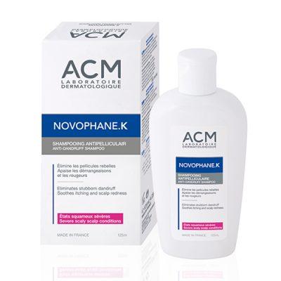 Novophan K за себореен дерматит
